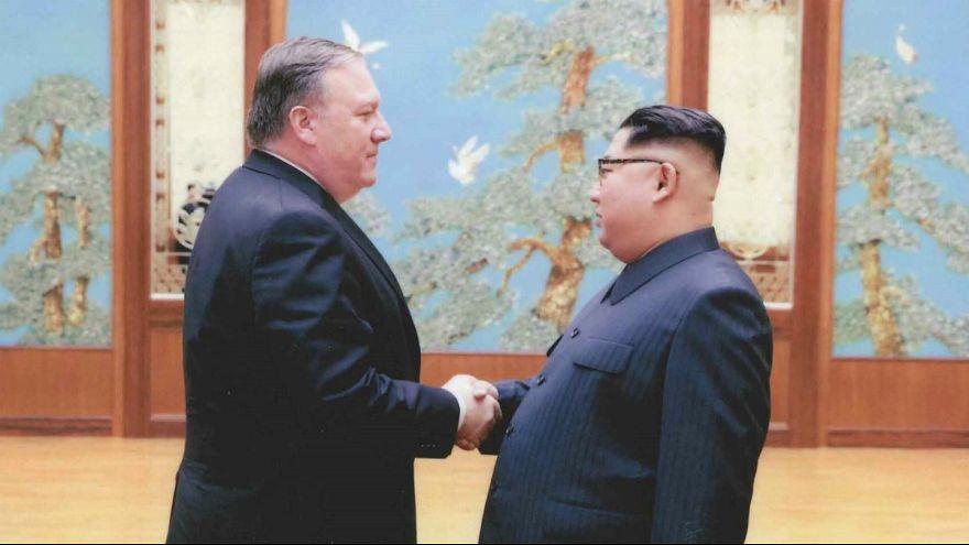 Novo secretário de Estado norte-americano passou a Páscoa em Pyongyang
