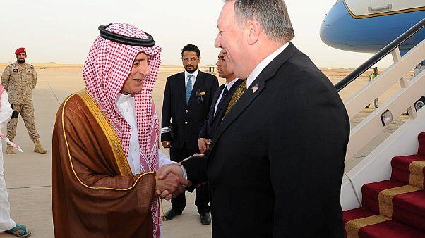 Στη Σαουδική Αραβία ο Μάικ Πομπέο