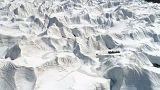 Mistério no colapso de um glaciar na China