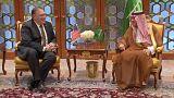 Syrienkrise und Irandeal: Pompeo reist in den Nahen Osten