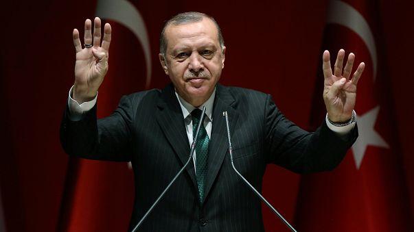 Erdogan arranca su campaña presidencial