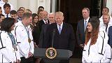 Trump prepara su encuentro con Kim Jong-un