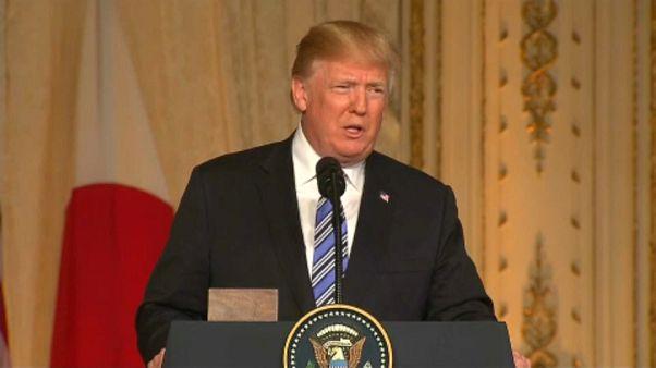 Trump a dél-koreai elnökkel egyeztetett
