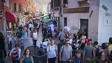 Venezia, inaugurati i tornelli per evitare la ressa dei turisti
