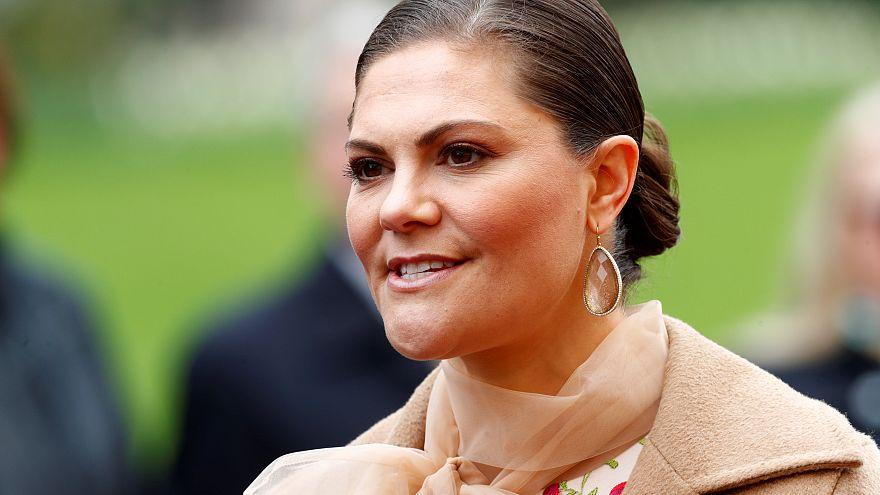 """Schwedens """"Weinstein"""" (71): Kronprinzessin Viktoria  an den Po gefasst"""
