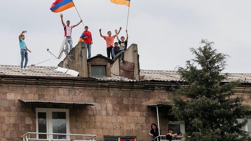 L'Arménie en marche vers une petite révolution
