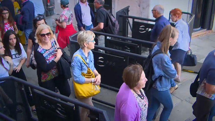 Венеция: отделить местных жителей от туристов