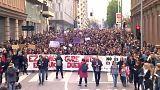 Испанки борются за право не быть изнасилованными
