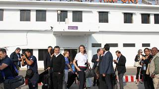 UN Security Council envoys visit Bangladesh and Myanmar