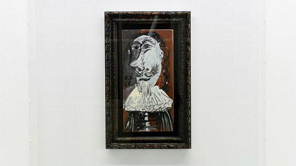 25 ألف شخص يشترون لوحة لبيكاسو تعرض بمتحف بجنيف