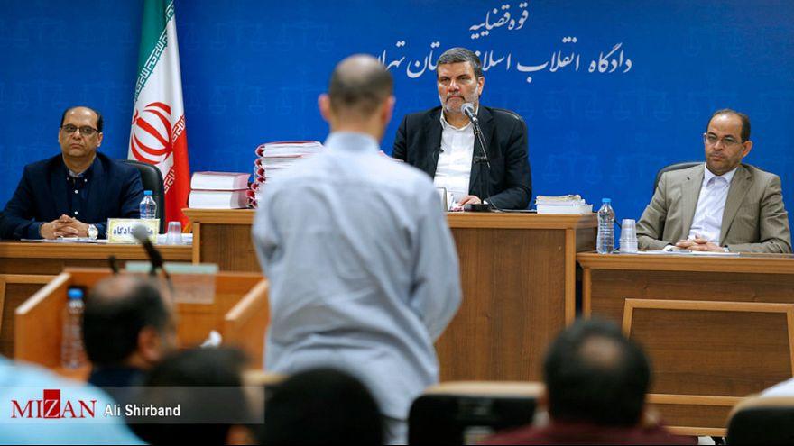 متهم به ارتکاب حملات تهران