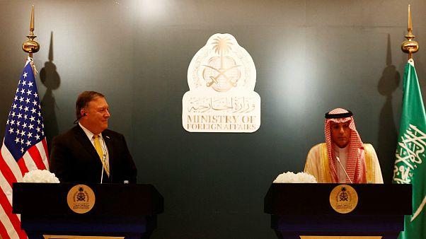 وزیرخارجه عربستان: از سیاست آمریکا در قبال ایران حمایت میکنیم