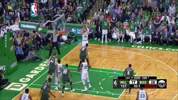 NBA: Boston Celtics yarı finalde