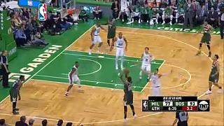 A Boston elbúcsúztatta a Milwaukee-t