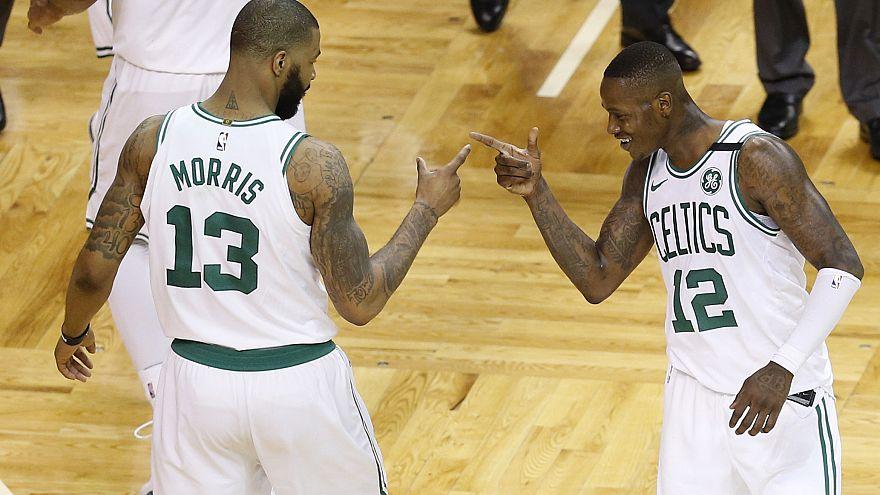 Boston erreicht 2. Runde der NBA-Playoffs