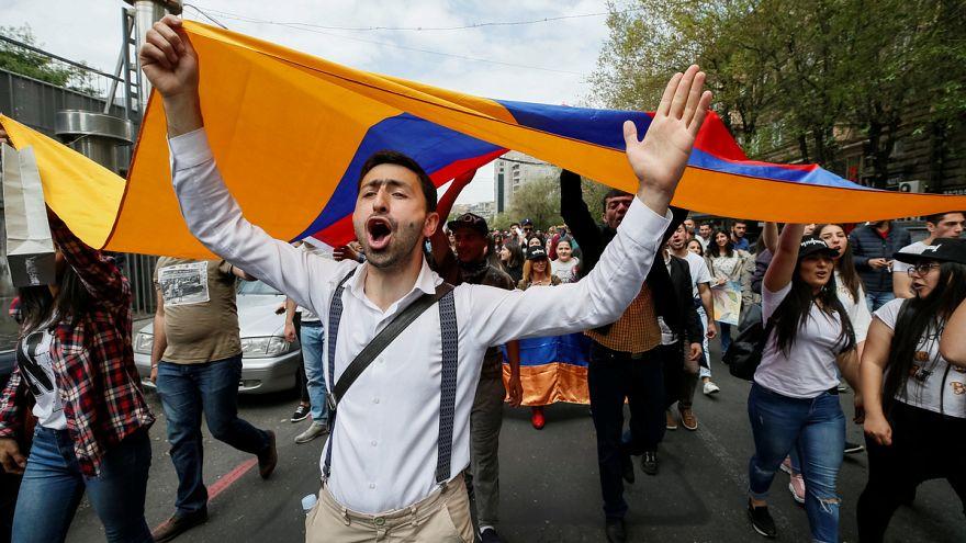 Jerevánban a helyzet változott