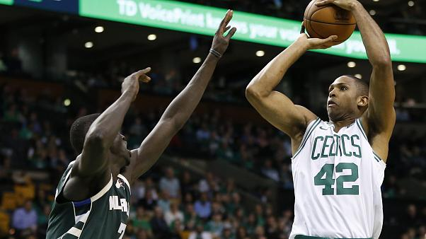 NBA : les Celtics terrassent Milwaukee