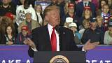 """Trump dice que la UE se creó para """"aprovecharse"""" de EEUU"""