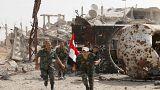قوات سوريا الديمقراطية تستعيد قرى من الجيش السوري