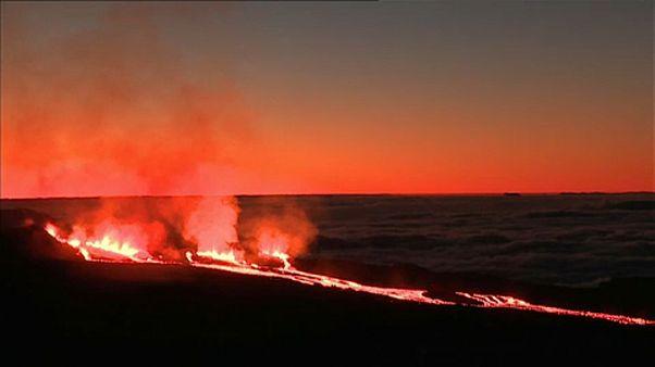 Aktív a legaktívabb vulkán