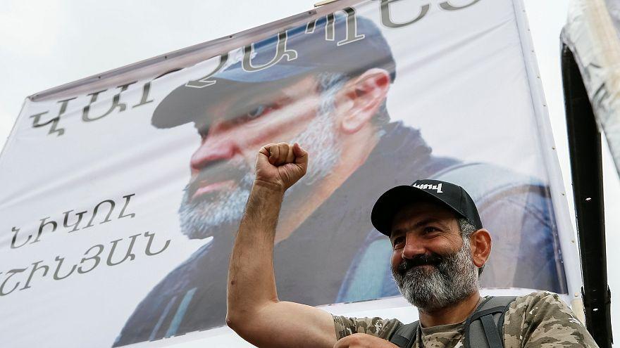 Oposição arménia acredita que só há um caminho a seguir