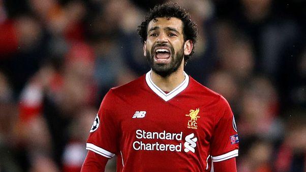 محمد صلاح مستاء من اتحاد الكرة المصري وحملة تضامن مع اللاعب على تويتر
