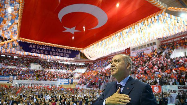 Erdoğan: 'Seçim meydanı herkese açık'