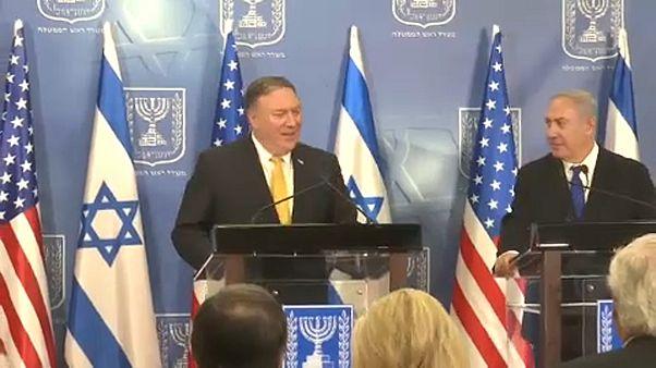 Pompeo: Irán célja a Közel-Kelet ellenőrzése alá vonása