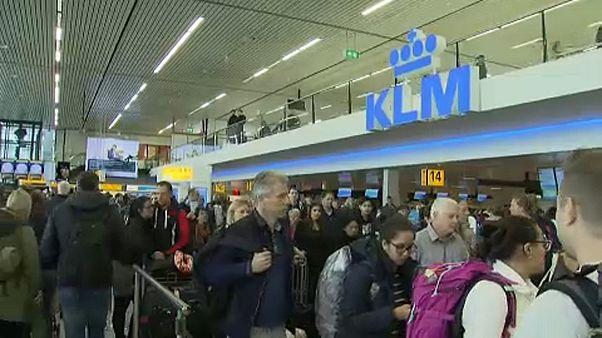 Άμστερνταμ: Χάος στο αεροδρόμιο λόγω διακοπής ρεύματος