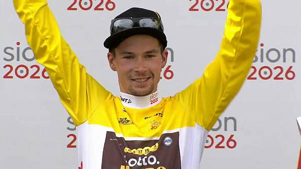 Роглич — победитель «Тура Романдии»