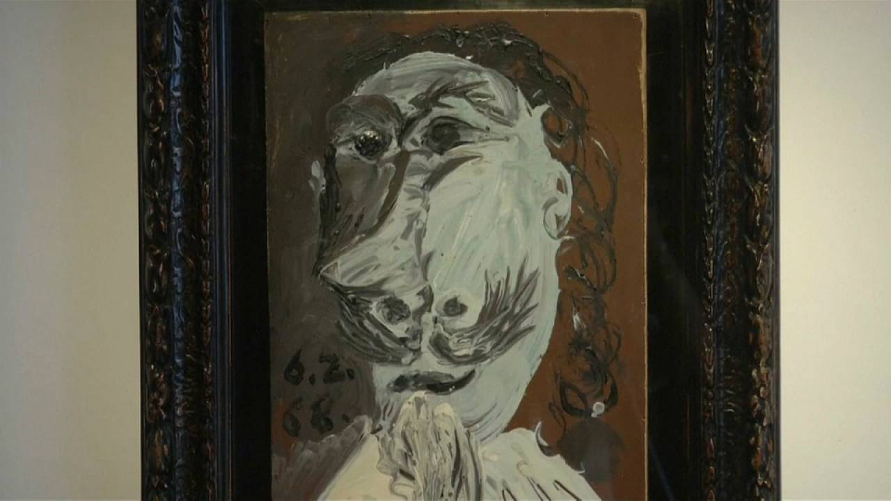 Un Picasso de 25.000 internautas