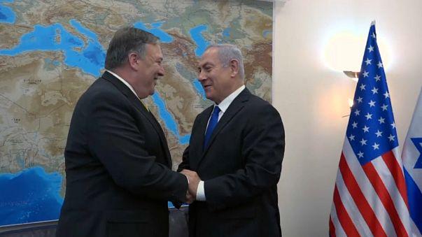 Frente común de Estados Unidos e Israel contra Irán