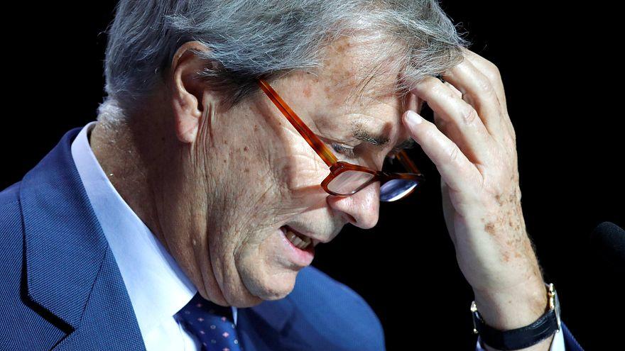 Bolloré s'exprime après sa mise en examen pour corruption