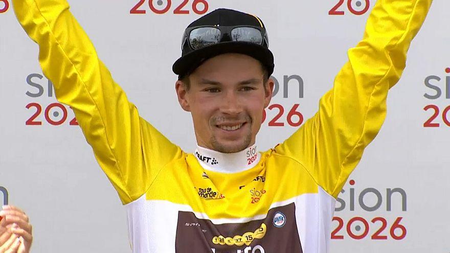 Giro di Romandia: vince lo sloveno Roglic