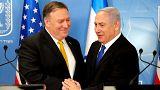Pompeo: ABD bu kavgada İsrail'in yanında