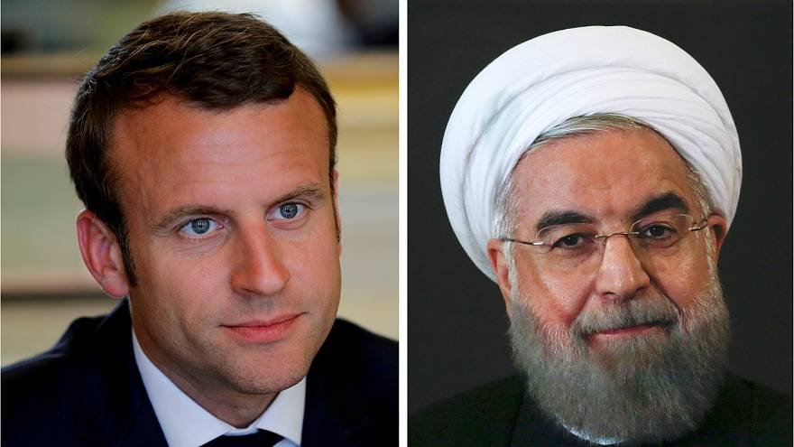 اتفاق فرنسي-إيراني من أجل الحفاظ على الاتفاق النووي الإيراني