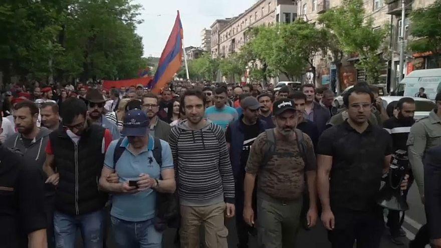 Пашинян готов стать премьер-министром