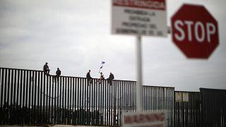 Ils rêvent des Etats-Unis, des migrants arrivent à Tijuana