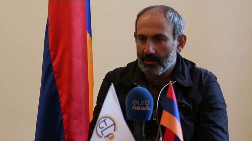 Todos los caminos en Armenia conducen a Nikol Pashinián