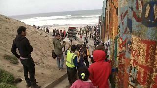 Messico: la speranza dei migranti in attesa di varcare il confine con gli States