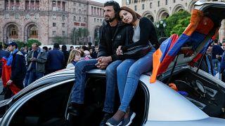 Armenien steht vor dem Machtwechsel