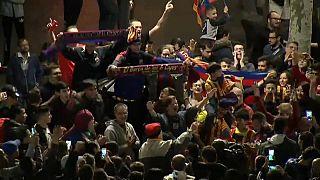 El Barcelona se proclama campeón de Liga