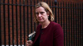 Amber Rudd resigns