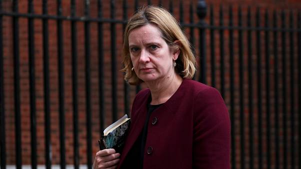 Windrush-Skandal: Britische Innenministerin Rudd tritt zurück