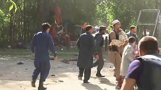 Anschlagsserie: 21 Tote in Kabul, 11 Kinder in Kandahar getötet