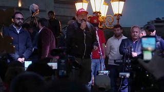 Αρμενία: Στους δρόμους παραμένουν οι πολίτες