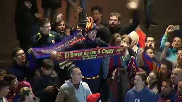 Barcelona: bajnoki ünnep