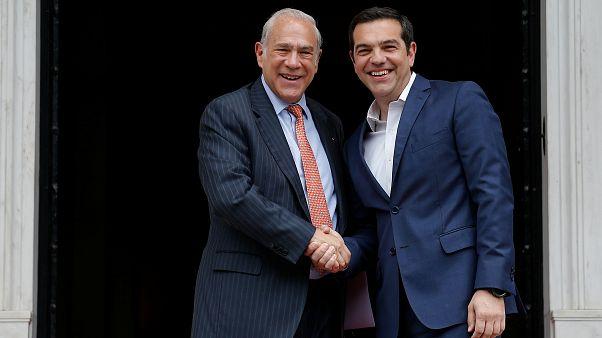 """Γκουρία προς Τσίπρα: """"Κάποτε γινόταν συζήτηση για Grexit τώρα μόνο για..Exit"""""""