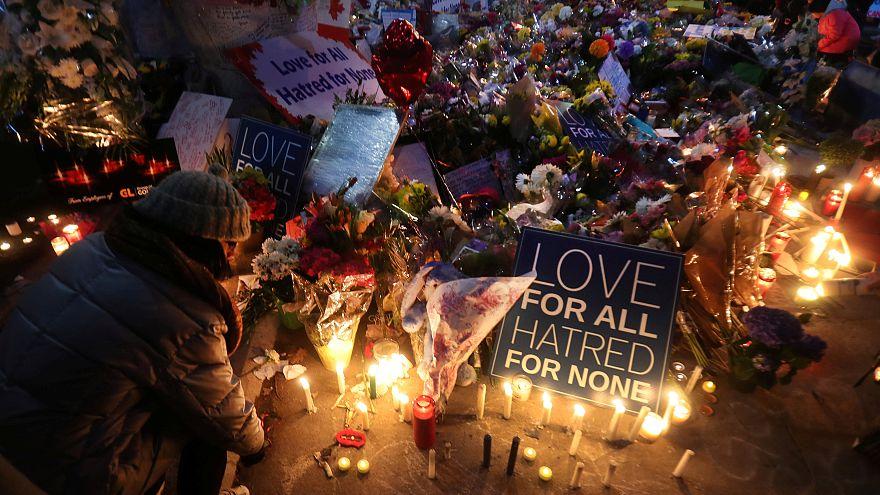 Toronto : l'hommage aux victimes