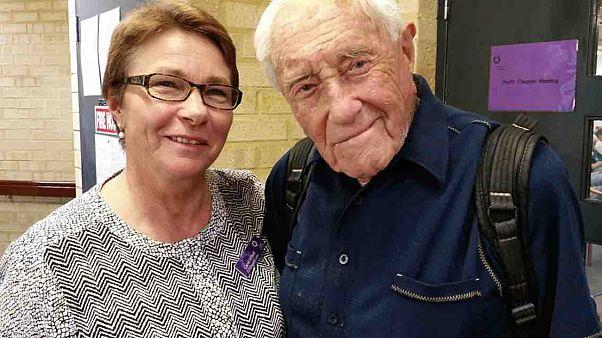 104χρονος ταξιδεύει στην Ελβετία για να πεθάνει!